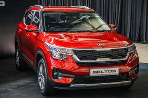Kia Seltos được ra mắt tại Malaysia