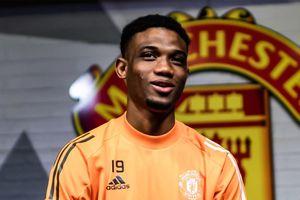 Sao 18 tuổi của MU đặt mục tiêu vô địch Champions League