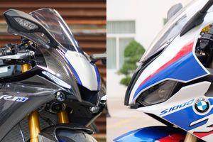 Sportbike tầm giá 1 tỷ đồng, chọn YZF-R1M hay S 1000 RR Performance