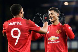 Solskjaer: 'Trận thắng Liverpool sẽ là cú sốc'