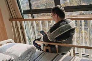 39 tuổi đã vào sống trong viện dưỡng lão