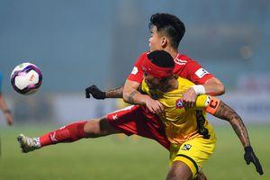 'Cầu thủ Viettel bị áp lực của đương kim vô địch'