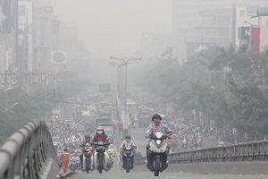 Hà Nội: Chất lượng không khí ở mức xấu và kém, bụi mịn tiếp tục xuất hiện