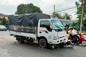 Tai nạn giao thông mới nhất hôm nay 16/1: Tài xế xe tải ngủ gật, tông 5 học sinh bị thương
