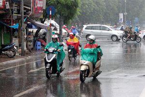 Miền Bắc đón không khí lạnh tăng cường, Hà Nội trời chuyển mưa và rét đậm