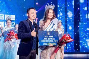 BTC cuộc thi Hoa hậu doanh nhân sắc đẹp Việt Nam bị phạt 90 triệu đồng