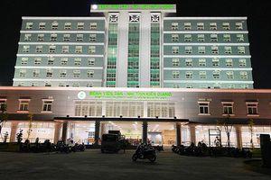 Bệnh viện Sản - Nhi Kiên Giang đi vào hoạt động tại trụ sở mới