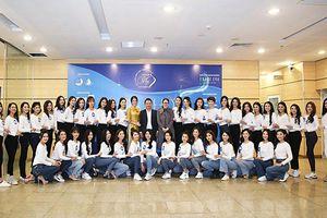 41 thí sinh lọt chung kết 'Hoa khôi sinh viên Việt Nam'