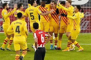 Barcelona: Nặng nỗi lo Siêu cúp Tây Ban Nha