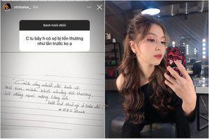 Bạn gái cũ Quang Hải chia sẻ bí quyết để không bị tổn thương