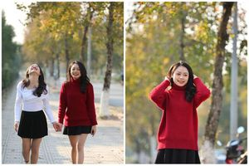 Muốn có ảnh đẹp như Hàn Quốc, giới trẻ Hà thành đi đâu?