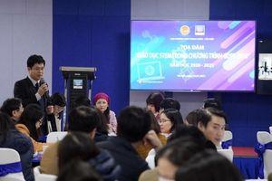 Vụ trưởng GD Trung học: Coi trọng cả thiết kế và thi công sản phẩm STEM