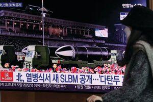 Chuyên gia ngoại giao Hàn Quốc: Phô diễn tên lửa đạn đạo tối tân - thông điệp ngầm tinh vi Triều Tiên gửi Mỹ