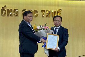 Tổng cục Thuế công bố quyết định bổ nhiệm Phó Vụ trưởng Vụ Dự toán thu thuế