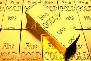 Cuối tuần, giá vàng bất ngờ quay đầu mạnh