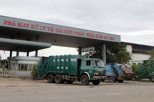 Tuýt còi hai công ty xử lý rác thải gây ô nhiễm môi trường