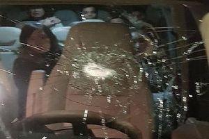 Xác định được nhóm ném đá vào ô tô trên cao tốc Bắc Giang - Lạng Sơn