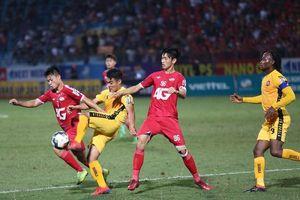Viettel 0-0 Hải Phòng: Trương Việt Hoàng đấu trò cũ (H1)