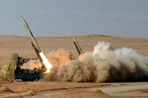Tên lửa đạn đạo của Iran tiêu diệt mục tiêu tàu chiến ở khoảng cách 1.800km