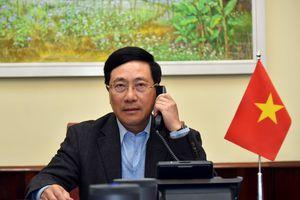 Hoa Kỳ ủng hộ một nước Việt Nam 'mạnh, độc lập, thịnh vượng'