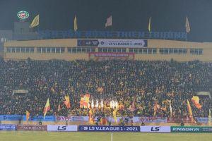 Khai mạc Giải Bóng đá Vô địch quốc gia - LS 2021 (V.League 2021)