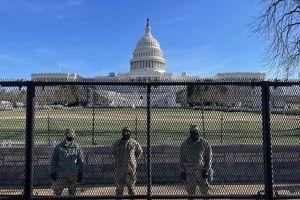 Washington như 'pháo đài thời chiến' trước lễ nhậm chức của ông Joe Biden