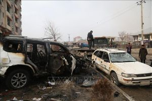 Taliban sát hại 12 dân quân ở miền Tây Afghanistan
