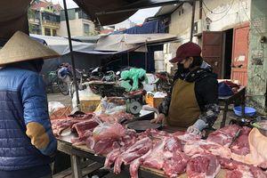 Có xảy ra tình trạng khan hàng, sốt giá thịt lợn dịp Tết?