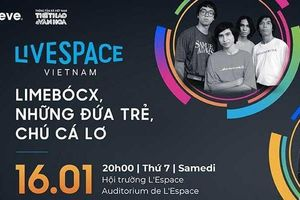 LiveSpace Vietnam - sân chơi giao lưu âm nhạc cho các nghệ sĩ trẻ