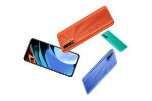Smartphone chip S662, RAM 6 GB, pin 6.000 mAh, giá 4,99 triệu đồng