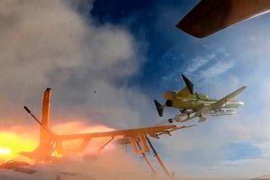 Iran thử nghiệm 'drone tự sát' tương tự mẫu drone trong vụ tấn công Arab Saudi