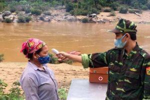 Phạt 5 triệu đồng người phụ nữ ở Thanh Hóa nhập cảnh trái phép trốn cách ly
