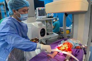 Quảng Ninh: Bệnh viện Sản nhi can thiệp kịp thời cho 3 bệnh nhân nhi bị tim bẩm sinh