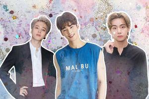BXH thương hiệu thành viên boygroup tháng 1/2021: V - Eunwoo ầm ầm tấn công, Jimin giảm điểm có mất No.1?