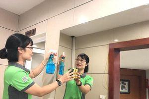 Nâng cao năng lực tiếp cận thông tin cho lao động giúp việc gia đình qua điện thoại thông minh
