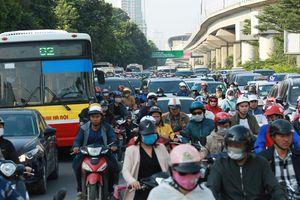 Mạnh tay hơn nữa với các vi phạm lấn chiếm hành lang giao thông