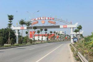 Bắc Ninh: Thị xã Từ Sơn có thêm 5 phường