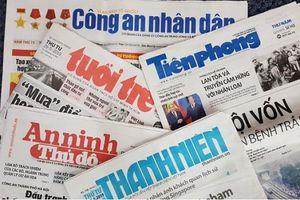 Bộ Thông tin và Truyền thông thu hồi giấy phép hoạt động 5 cơ quan báo chí