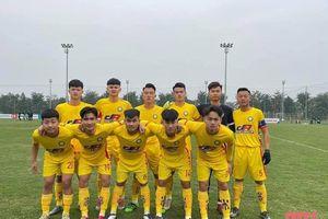 U19 Đông Á Thanh Hóa tạm xếp thứ 3 tại bảng A – Vòng loại giải U19 quốc gia 2021