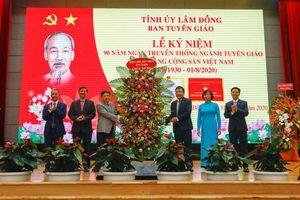 Lâm Đồng: Phát huy tinh thần sáng tạo, nỗ lực triển khai thực hiện toàn diện các lĩnh vực công tác tuyên giáo