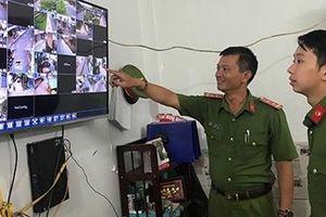 Camera an ninh góp phần phòng, chống tội phạm