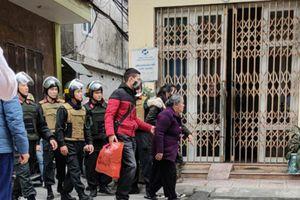 Bắt 'bà trùm' 75 tuổi cùng con cháu bán ma túy tại các ngõ nhỏ ở Thái Bình