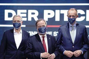 Đảng cầm quyền CDU tại Đức họp bầu lãnh đạo mới