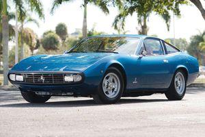 Những mẫu Ferrari bị lãng quên