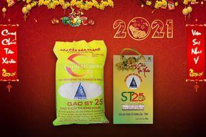 Các loại gạo đặc sản thành quà Tết độc lạ
