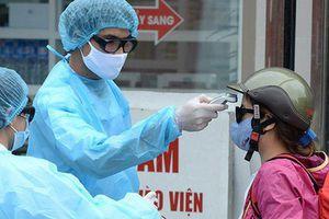 Việt Nam ghi nhận thêm mắc COVID-19 là chuyên gia người Nigeria