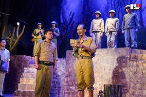 Công diễn vở kịch ''Đêm trắng'' về hình tượng Bác Hồ