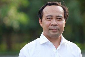 Đại học Quốc gia thành phố Hồ Chí Minh có tân Giám đốc 47 tuổi