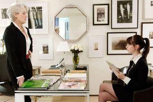 Công việc trong ngành thời trang có thú vị như phim: Toàn ăn ngon, mặc đẹp, gặp VIP?