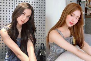 Thành viên hụt của BLACKPINK khiến netizen trầm trồ vì nhan sắc đỉnh cao chẳng kém cạnh Jisoo